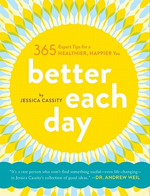 Better Each Day Cover