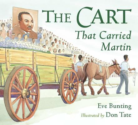 The Cart That Carried Martin Cover