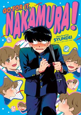 Go For It, Nakamura! Cover Image