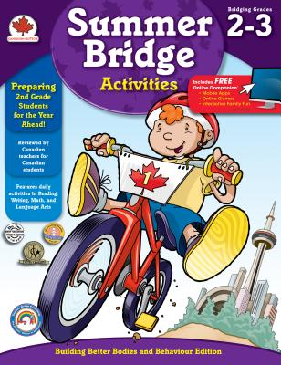 Summer Bridge Activities(r), Grades 2 - 3: Canadian Edition Cover Image