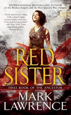Red Sister (Book of the Ancestor #1) Cover Image