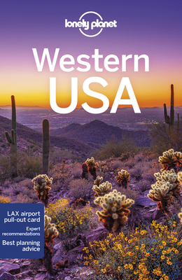Lonely Planet Western USA 5 (Regional Guide) Cover Image