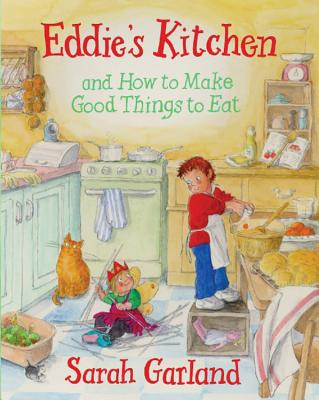 Eddie's Kitchen and How to Make Good Things to Eat Cover