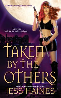 Taken by the Others Cover