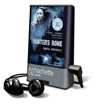 Winter's Bone [With Earbuds] (Playaway Adult Fiction) Cover Image