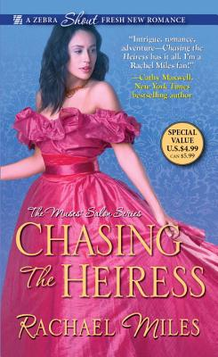 Chasing the Heiress Cover Image