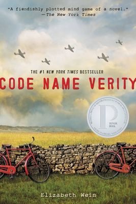 Code Name Verity Cover Image