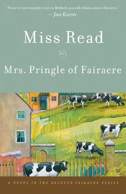 Mrs. Pringle of Fairacre Cover