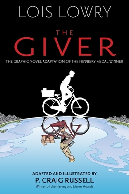 The Giver (Graphic Novel) (Giver Quartet #1) Cover Image