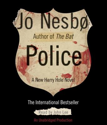 Police (Harry Hole Novel) Cover Image