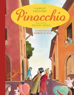 Pinocchio (Illustrated) Cover Image