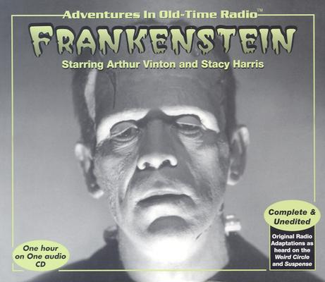 Frankenstein (Halloween at Radio Spirits) Cover Image