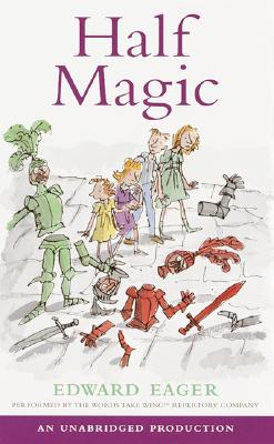 Half Magic Cover Image