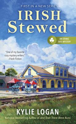 Irish Stewed (An Ethnic Eats Mystery #1) Cover Image