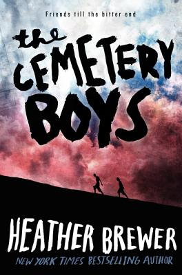 Cover for The Cemetery Boys