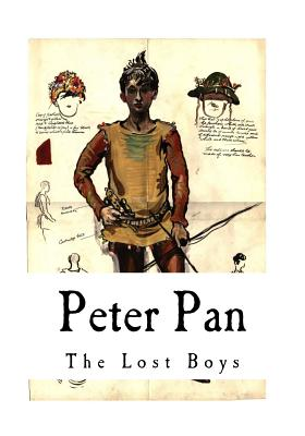 Peter Pan: The Lost Boys Cover Image