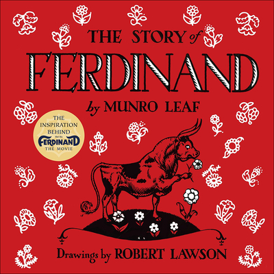 Cover for The Story of Ferdinand (Picture Puffin Books)