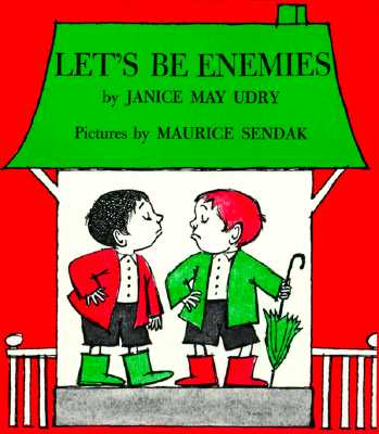 Let's Be Enemies Cover Image