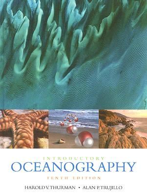 Introductory Oceanography Cover Image
