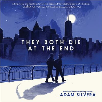 They Both Die at the End Lib/E Cover Image