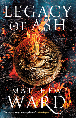 Legacy of Ash (The Legacy Trilogy #1) Cover Image