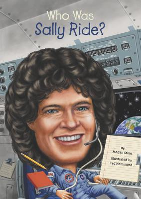 Cover for Who Was Sally Ride?