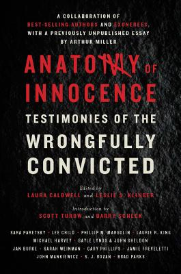 Anatomy of Innocence Cover