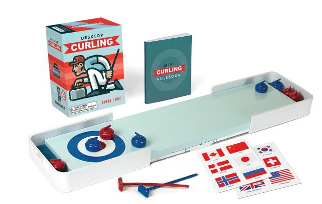 Desktop Curling: Hurry Hard! (RP Minis) Cover Image