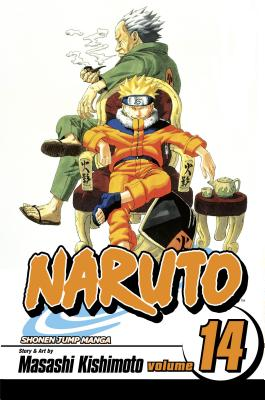 Naruto, Vol. 14 cover image