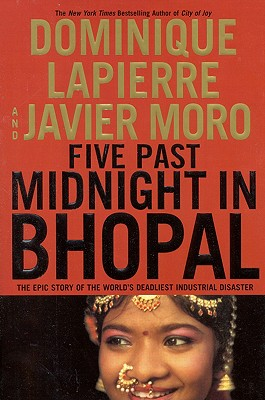 Five Past Midnight in Bhopal Cover