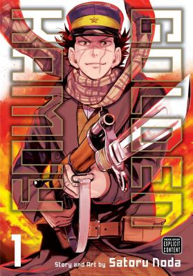 Golden Kamuy, Vol. 1 Cover Image