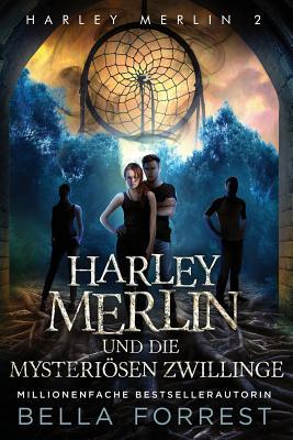 Harley Merlin 2: Harley Merlin und die mysteriösen Zwillinge Cover Image