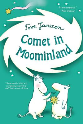 Comet in Moominland Cover