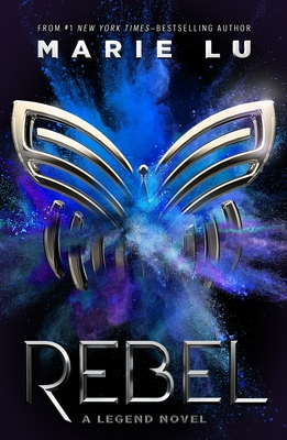 Rebel: A Legend Novel Cover Image