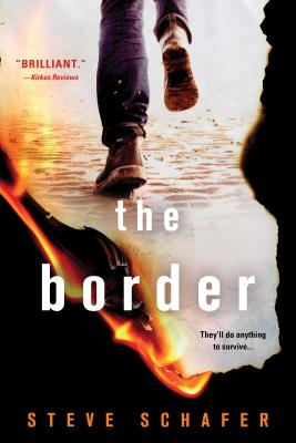 Cover for The Border