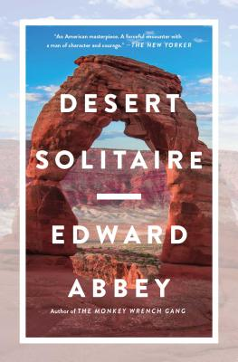 Desert Solitaire Cover Image