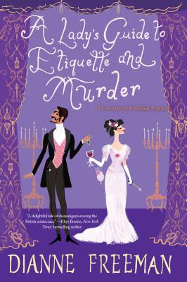 A Lady's Guide to Etiquette and Murder (A Countess of Harleigh Mystery #1) Cover Image
