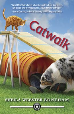 Catwalk (Animals in Focus Mysteries) Cover Image
