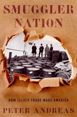 Smuggler Nation Cover
