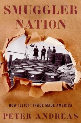 Smuggler Nation Cover