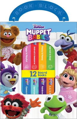 Disney Junior Muppet Babies Cover Image