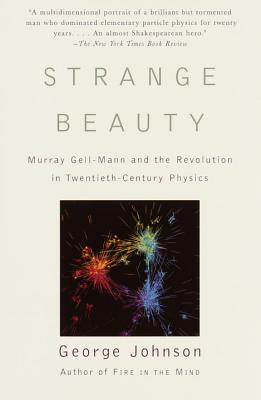 Strange Beauty Cover