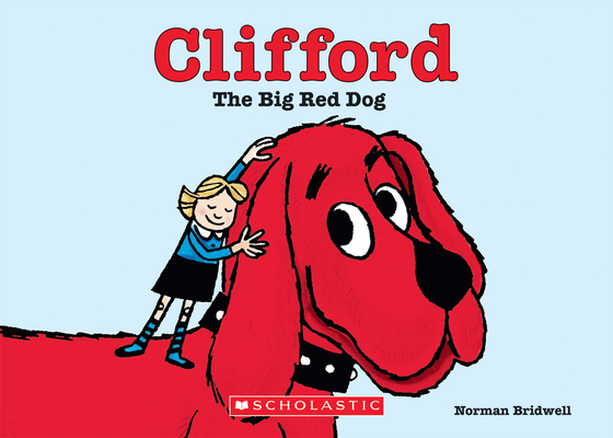 Clifford the Big Red Dog (Board Book) Cover Image