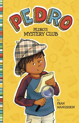 Pedro's Mystery Club Cover Image