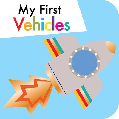 My First Vehicles Cover Image