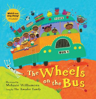 The Wheels on the Bus [with CD (Audio)] [With CD (Audio)] (Singalongs) Cover Image