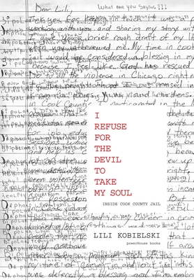 I Refuse for the Devil to Take My Soul: Inside Cook County Jail Cover Image