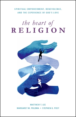 The Heart of Religion Cover