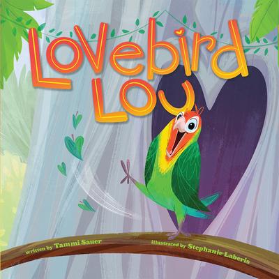 Cover for Lovebird Lou