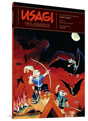 Usagi Yojimbo: Lone Goat and Kid Cover Image